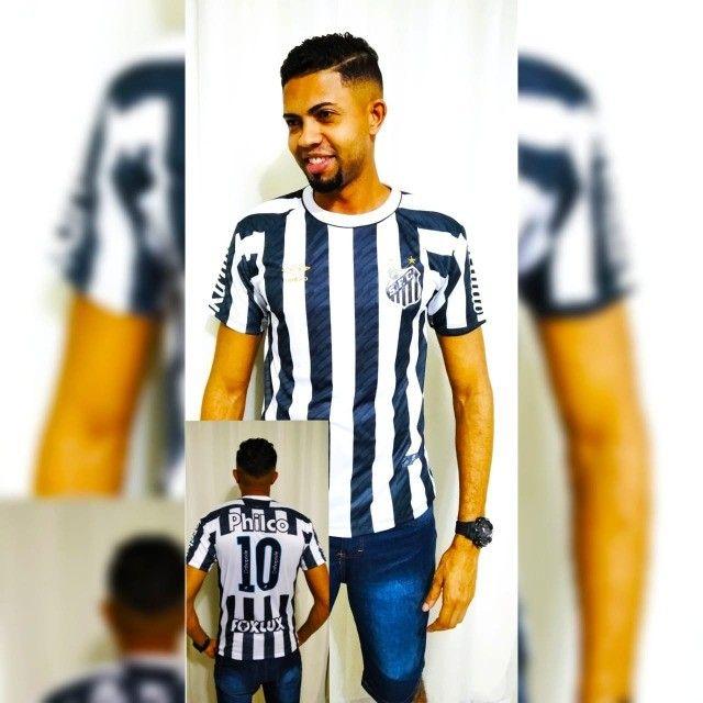 Camisa de time de futebol  - Foto 3
