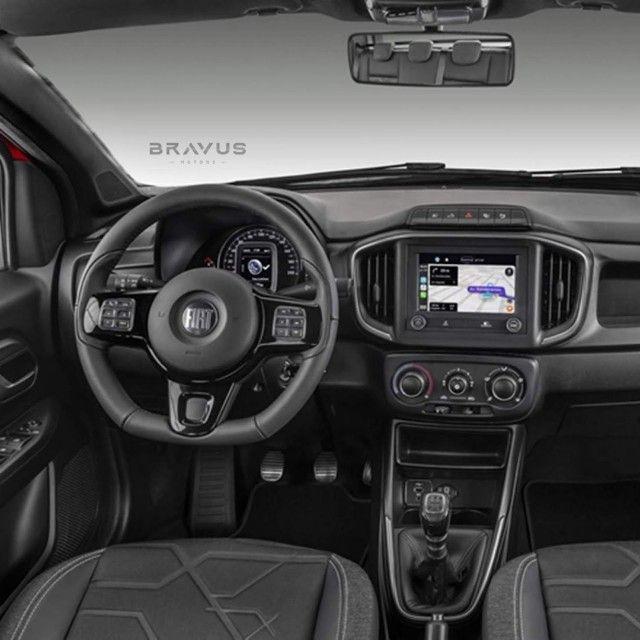 Fiat Strada Freedom 1.3 Cabine Simples Plus 2021 - Foto 4