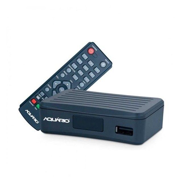 Conversor Digital DTV-400 DTV 4000S - Aquário
