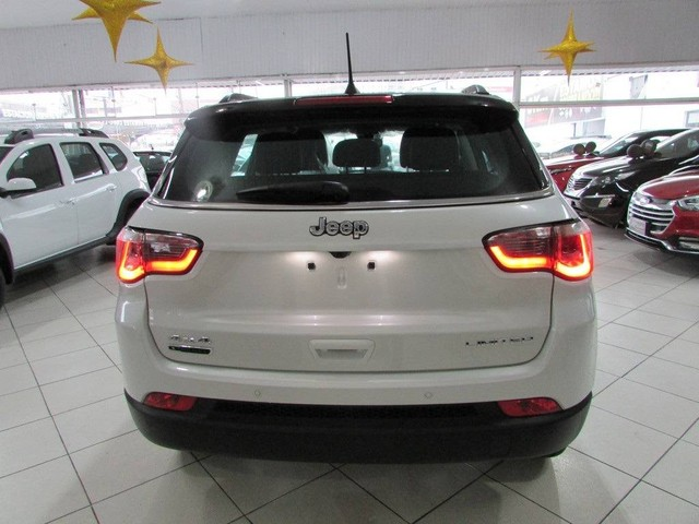 COMPASS 2021/2022 2.0 TD350 TURBO DIESEL LIMITED AT9 - Foto 8