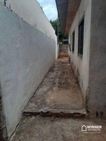 Casa com 2 dormitórios à venda, 90 m² por R$ 120.000,00 - Jardim Vitória - Cianorte/PR - Foto 10