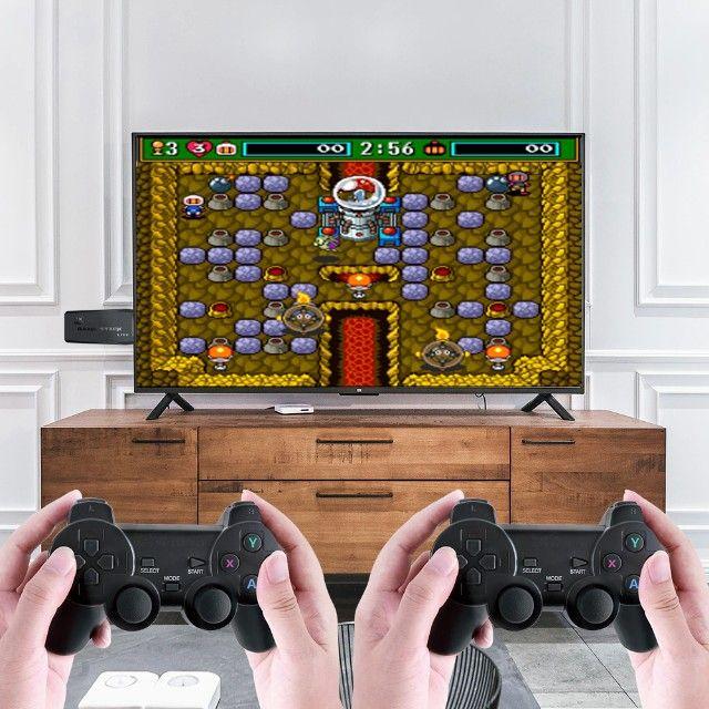 Game Stick Lite 4K 64gb +10000 jogos Promoção!!! - Foto 3