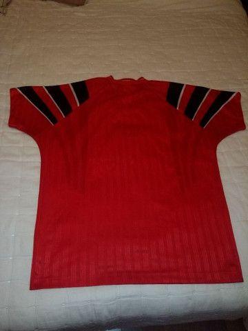 Camisa Futebol Bayer Leverkusen - Foto 5