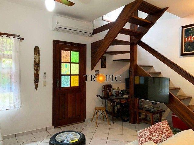 Casa com 2 dormitórios à venda, 70 m² por R$ 470.000 - Boracéia - Bertioga/SP - Foto 3