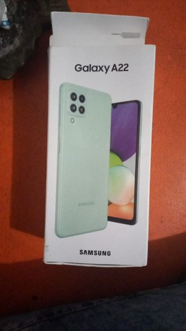 Samsung galax a22s novo