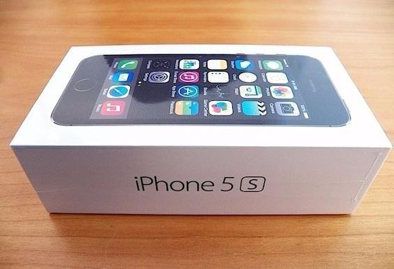 Iphone 5s 16gb e 32 gb importado lacrado na caixa gold e space gray