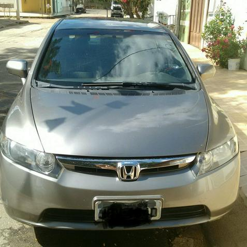 Honda Civic modelo 2007 - Manual