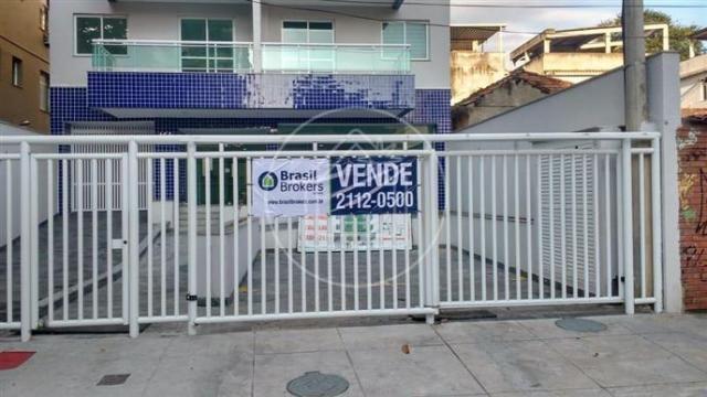Apartamento à venda com 2 dormitórios em Cachambi, Rio de janeiro cod:838480