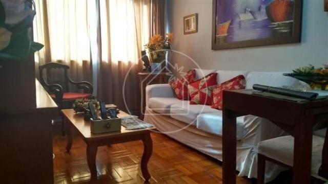 Apartamento à venda com 3 dormitórios em Tijuca, Rio de janeiro cod:833542 - Foto 2