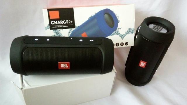 Caixinha Bluetooth chager 2+ com entrega