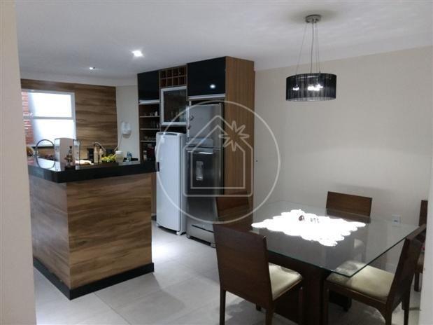 Casa de condomínio à venda com 4 dormitórios em Tijuca, Rio de janeiro cod:823989 - Foto 2