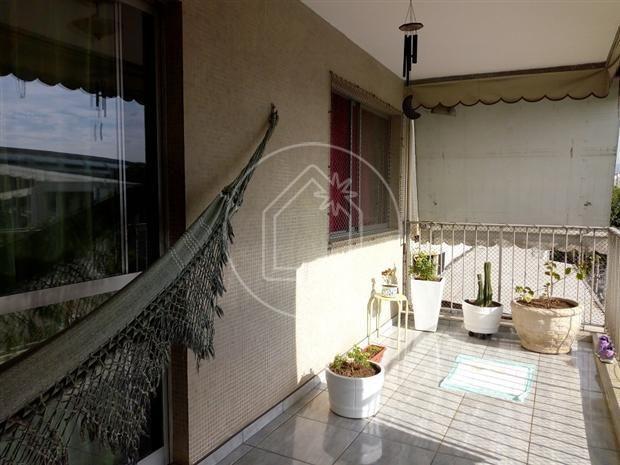 Apartamento à venda com 1 dormitórios em Maracanã, Rio de janeiro cod:827885 - Foto 4