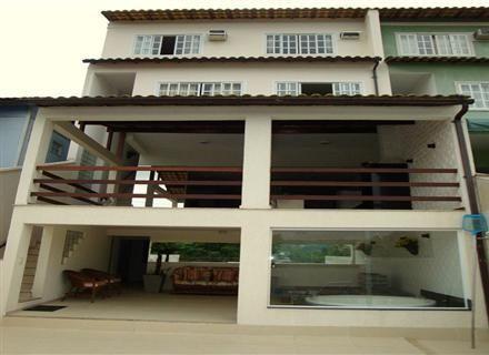 Casa de condomínio à venda com 3 dormitórios em Badu, Niterói cod:525088