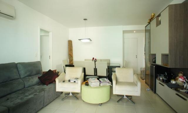 Apartamento à venda com 3 dormitórios em Praia do canto, Vitória cod:792 - Foto 2