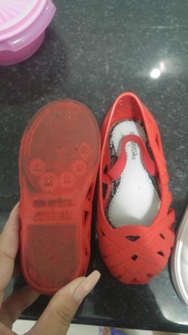 Sapato infantil tam 22