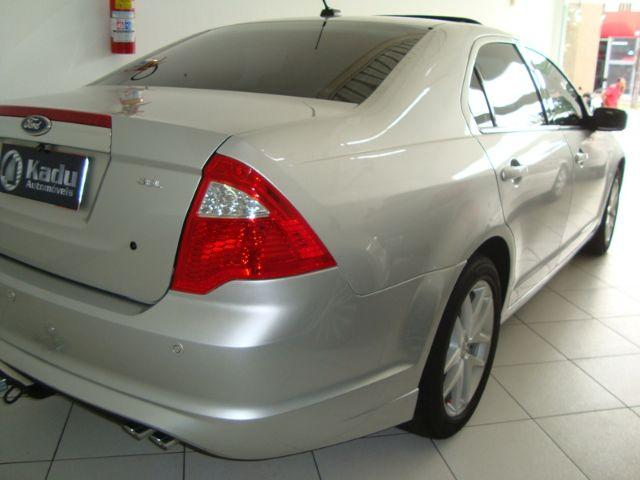 2012 ford fusion sel manual