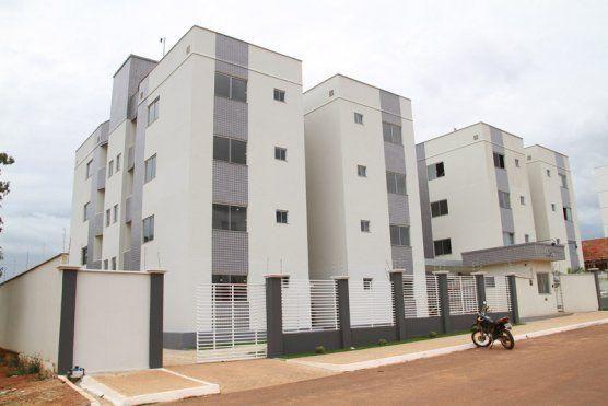Apartamento 02 quartos - 304 Norte Residencial Ibiza