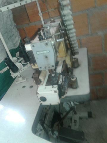 Maquina de costura sinuca 12agulas