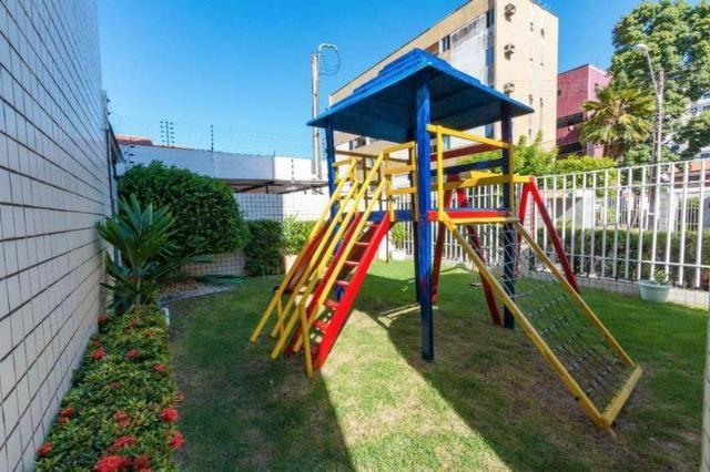 (A265) 3 Suítes , 111 m²,2 Vagas, Gilberto Studart, Coco - Foto 2