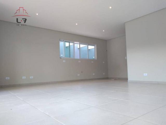 Sobrado com 3 dormitórios à venda, 196 m² por R$ 590.000 - Campo Pequeno - Colombo/PR - Foto 4