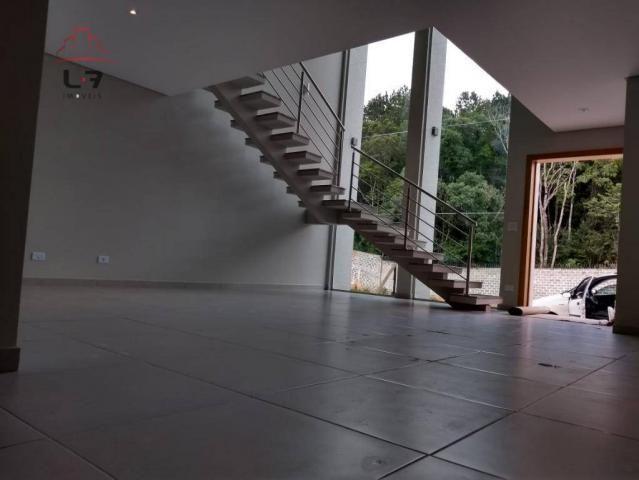 Sobrado com 3 dormitórios à venda, 196 m² por R$ 590.000 - Campo Pequeno - Colombo/PR - Foto 5