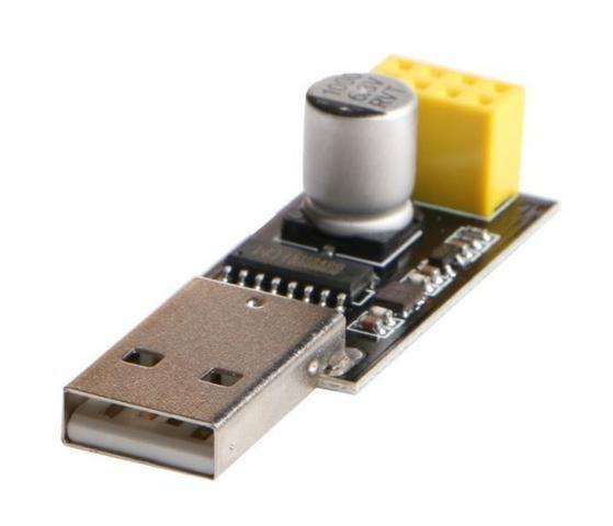 COD-AM159Usb Ttl Módulo Serial ESP8266 Wifi ESP-01 CH340G Adaptador De Placa developent