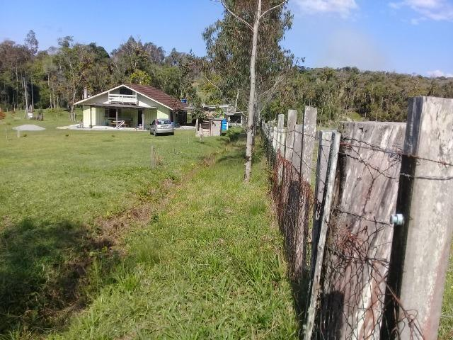 Chácara c/Terreno 6000m2 02 casas,02 tanques. * Whats. R$145mil - Foto 5