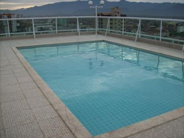 Apartamento para alugar, 82 m² por R$ 2.800,00/mês - Tupi - Praia Grande/SP - Foto 15