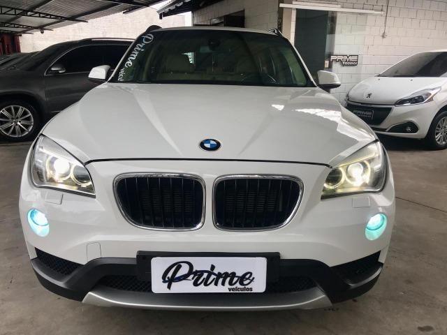BMW X1 18I Sdrive, bem nova! Caramelo - Foto 5
