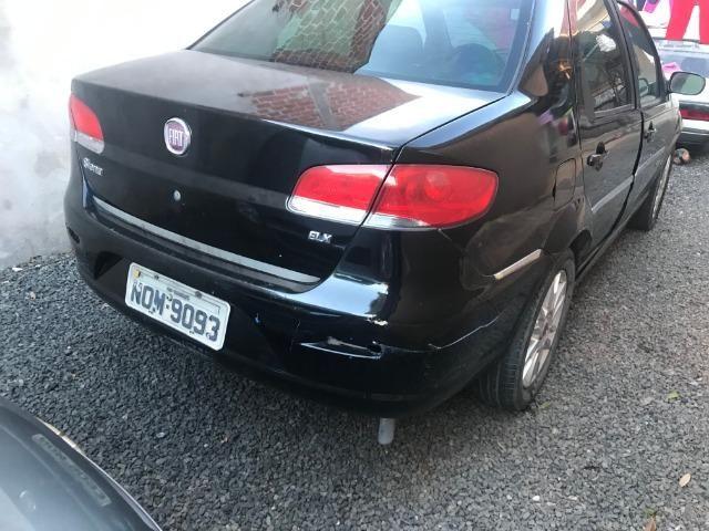 Siena 09/10 carro com detalhes a ser feito