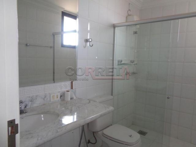 Apartamento à venda com 3 dormitórios em Vila mendonca, Aracatuba cod:V8282 - Foto 14