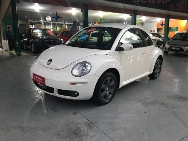 VW - VOLKSWAGEN NEW BEETLE 2.0 MI MEC./AUT. - Foto 8