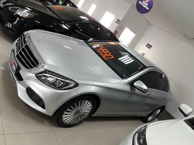Mercedes C-180 exclusive 2018/2018 Periciada, laudo disponível! - Foto 6