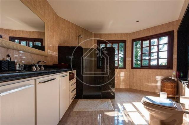 Linda sala 4 quartos ( 3 suítes + closets ) 4 vagas com piscina - Maravista - Foto 15