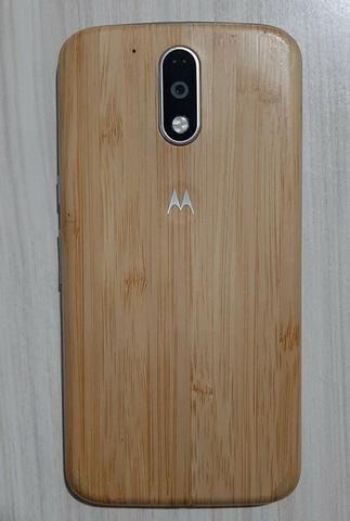 Celular Moto G4 Plus, edição especial Bambu! - Foto 2
