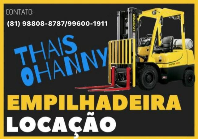 Empilhadeira Hyster 50