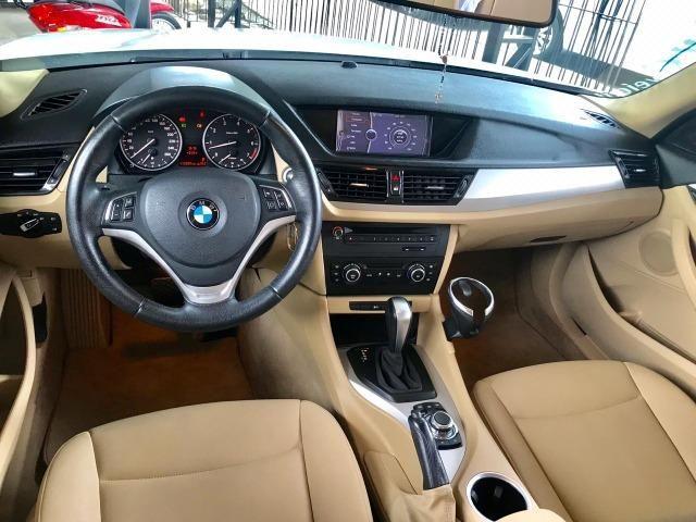 BMW X1 18I Sdrive, bem nova! Caramelo - Foto 4