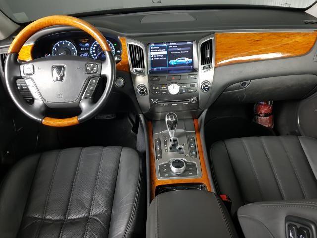 Hyundai EQUUS 4.6 V8 32V 366cv 4p Aut. - Preto - 2012 - Foto 7