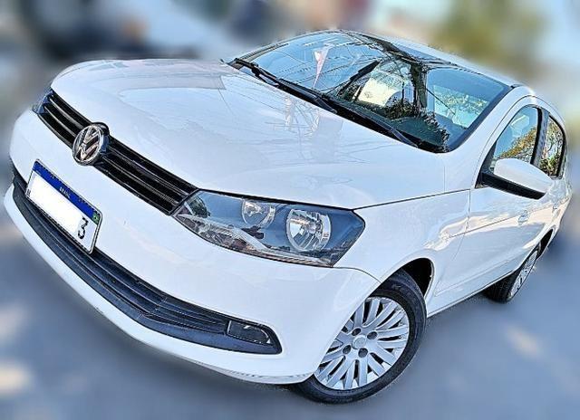 VW - Voyage Trendiline 1.6 - Completo - Flex+GNV ( Excelente P Uber ) 014