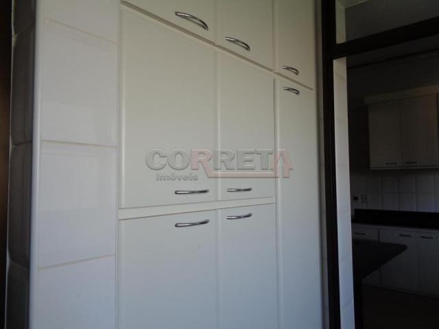 Apartamento à venda com 3 dormitórios em Vila mendonca, Aracatuba cod:V8282 - Foto 10