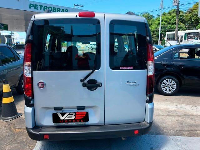 Fiat Doblo Essence 1.8, 7 lugares Novíssimo - Foto 3