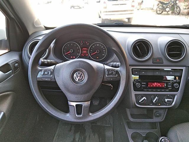 VW - Voyage Trendiline 1.6 - Completo - Flex+GNV ( Excelente P Uber ) 014 - Foto 9