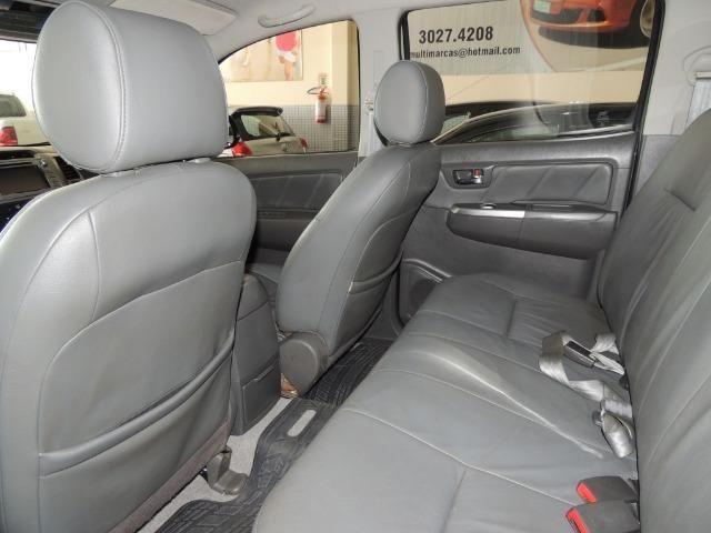 Toyota Hilux 3.0 SRV Cabine Dupla 4x4 Diesel 2014 - Foto 7
