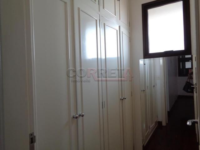 Apartamento à venda com 3 dormitórios em Vila mendonca, Aracatuba cod:V8282 - Foto 15