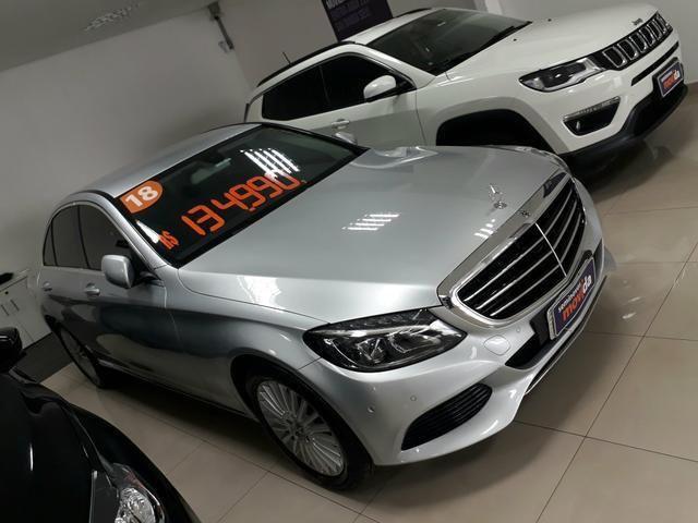 Mercedes C-180 exclusive 2018/2018 Periciada, laudo disponível! - Foto 3