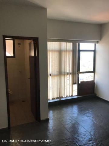 Sala comercial para venda em presidente prudente, centro, 2 banheiros