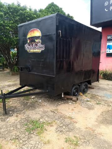 Treiller Food Truck (Truncado)