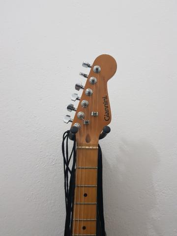Guitarra Giannini Stratosonic anos 90