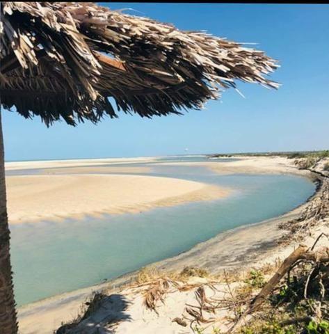 Lotes com vista para o mar, na praia de Parajuru parcelas R$ 120 Pé na areia - Foto 8