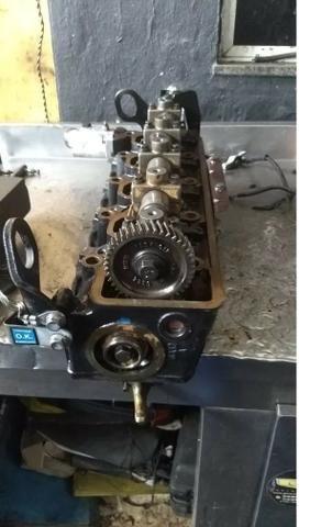 Cabeçote Completo do Motor Mwm 04 Cil 2.8 Sprint S10 Blazer Frontier Xterra Troller - Foto 2